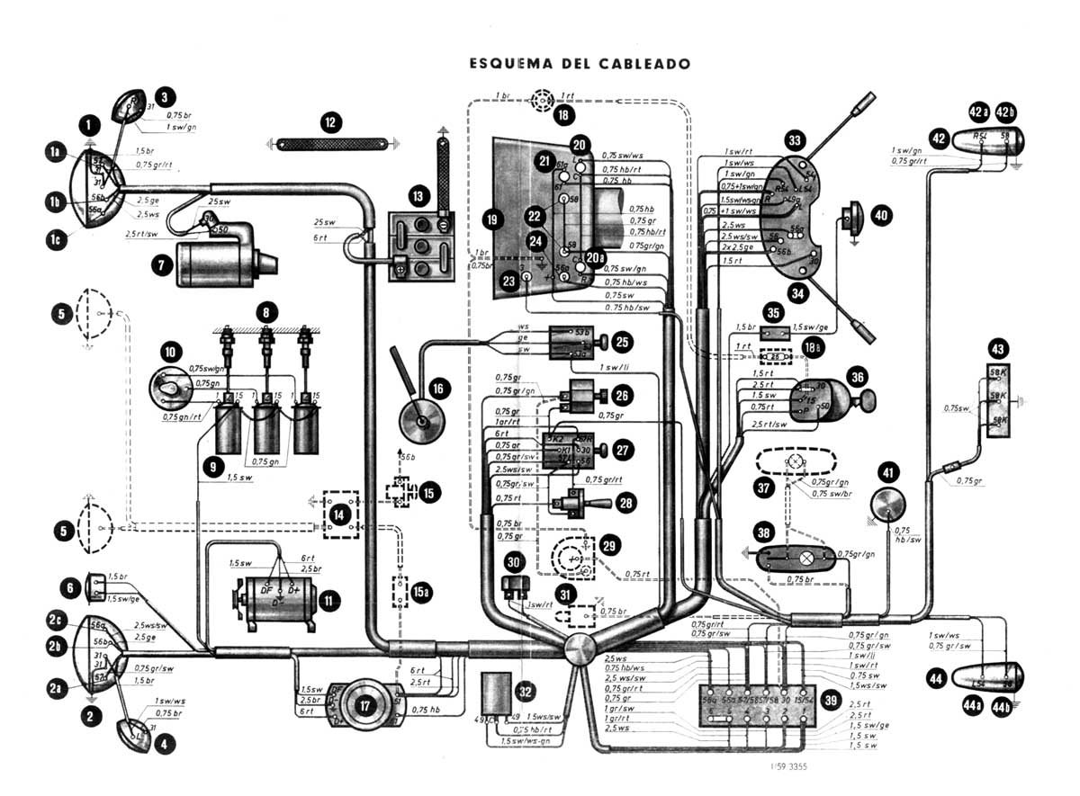 Dkw S on 1939 Ford Wiring Diagram
